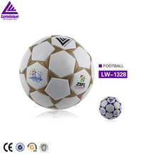 Full Size High Quality Promotional PU Soccer Ball Size 5