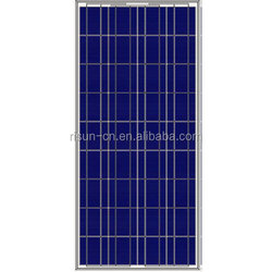 Poly Solar Panel 130w, High Quality and Cheap Price, Factory Direct Sale for Spain, Iran, Pakistan!