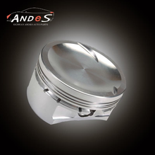 Custom Aluminium alloy forged cast 1mz-fe piston For toyota