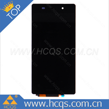 Brand new LCD touch+screen for Sony Xperia Z2 LCD,Mobile parts for Sony Xperia Z2 LCD assembly repair