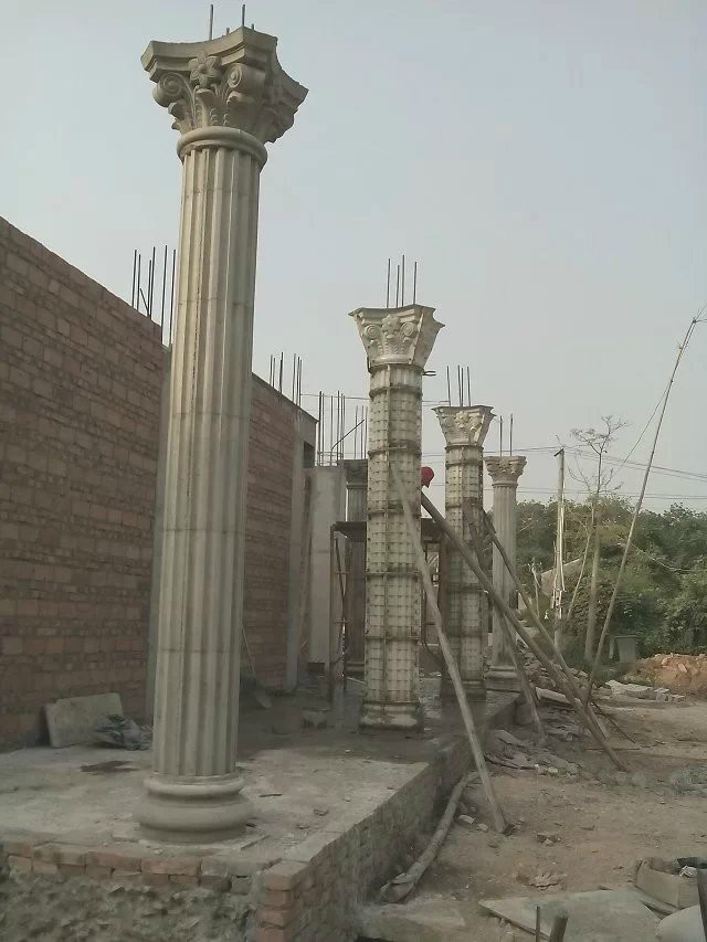Cement Pillar Molds : Concrete column molds pictures to pin on pinterest daddy