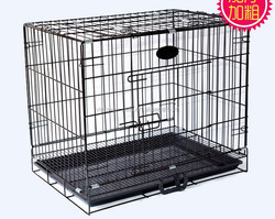 Metal Folding Dog Cage Iron Pet Cage Cat cages