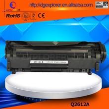 Q2612A Black toner cartridge compatible hp laserjet 1010/1012/1015 /1018 /3015 /3020 /3030 /1020/1022/3050/3052/3055