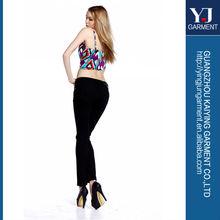 skinny jean de mezclilla pantalones vaqueros pantalones vaqueros de color para las mujeres