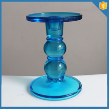 Tall Crystal Candle Stand Wedding For Party Decoration