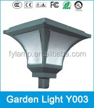 Green life ! new product induction garden light