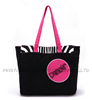wholesale cotton canvas tote bags women handbags with handle