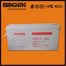 CE RoHs Long Life 12v 100ah sealed lead acid battery 12v 100ah 150ah 200ah etc