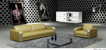 2015 commercial and beauty design waiting area sofa HC-S167