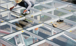 building glass roof materials,building panels