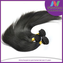 Wholesale Factory Price of Smooth Straight Brazilian Hair Weave