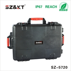 Plastic ABS instrument carrying cases