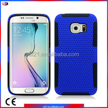 Remix Hybrid Armor Case Smartphone Accessories Tpu Plastic Cover Mobile Phone Case For Samsung Galaxy S6 Edge G925