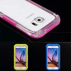 Waterproof Shockproof Dustproof Plastic Phone Case Cover For Samsung Galaxy S6 / S6 Edge