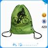 Cheap Custom Nylon Drawstring Bag