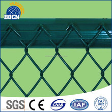 rubber coated chain link fence (manufacturer)
