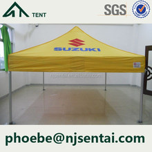 2015 new products camping equipment pop up motorcycle tent