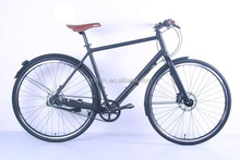 High End Retro Style 700C 8 Speed Belt Drive Alloy Road Bike