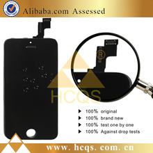 USA wholesale LCD screen repalcement display panel for iphone 5s, for iphone 5s display panel
