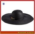 sombrerosde paja para el sol de las mujeres/sombreros wholesale/ venta por mayor/sombrero de paja/E299