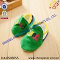 2015 recién llegado de la mano de punto tela lindo bebé recién nacido zapatos fabricados en china