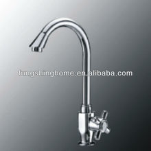 cold and hot water deck mounted kitchen faucet 544-2
