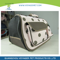 Lovoyager small dog travel bag carrier