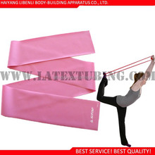 Resistance bands in different colors from Libenli Robin for fitness