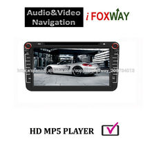 Univesal de navegación DVD para Serie Volkswagen