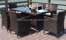 garden furniture/outdoor furniture dining set