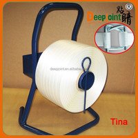 nylon Polyester fiber packing tape with 13mm,16mm,19mm,25mm,32mm