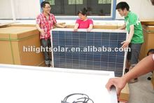 240W poly solar panel with competitive price