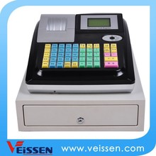 Modern pos machine mechanism , cash register machine