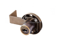 Zinc alloy Cabinet wooden drawer lock/High Quality Wooden Drawer Lock