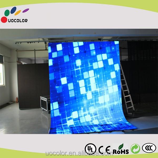 Led curtain flexible led curtain stage led curtain product on alibaba