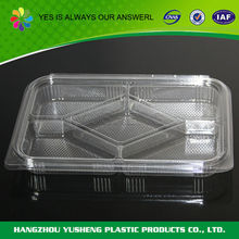 Top sale guaranteed quality take out containers 5 compartment