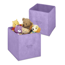 Multifunction Canvas Sweater Drawer /Storage Box/Organizer