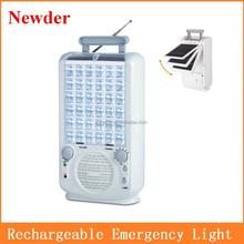 LED solar power emergency light, solar camping equipment MODEL 2006S