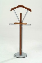 popular wooden & metal suit stand, suit rack, close stand
