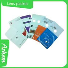 The hot sale Optical glasses packet with Logo printing IC-182