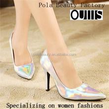 wholesale cheap shoes elegant high heels women work shoes PYL2733
