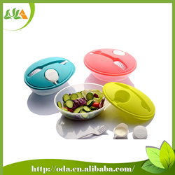 Reputation first Wholesale plastic mate egg shape plastic lunch box containers
