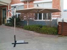 outdoor umbrella mesh dining table set garden umbrella
