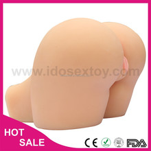 40*36*24cm sex toy girl silicone doll artificial huge ass female latex torso artificial vagina