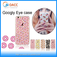 2015 Fashion Googly Eye mobile phone case for iphone 6 plus,tpu phone case,for iphone 6 plus case