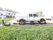 rubber track system / rubber track kits / pickup, jeep, SUV