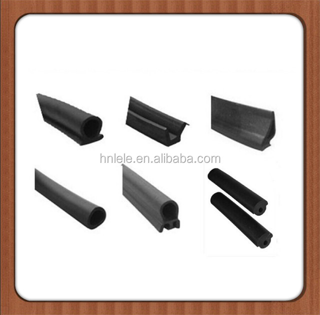 Supply excellent quality waterproof/wear-resisting car window rubber seal