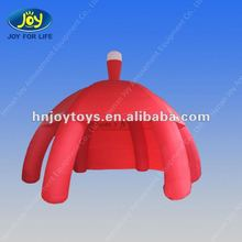 2012 hot-selling inflatable air tent