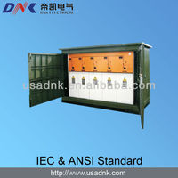 Electrical Compact Transformer Substation