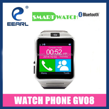 1.54 inch touch watch mobile newest smart watch GSM network in wrist
